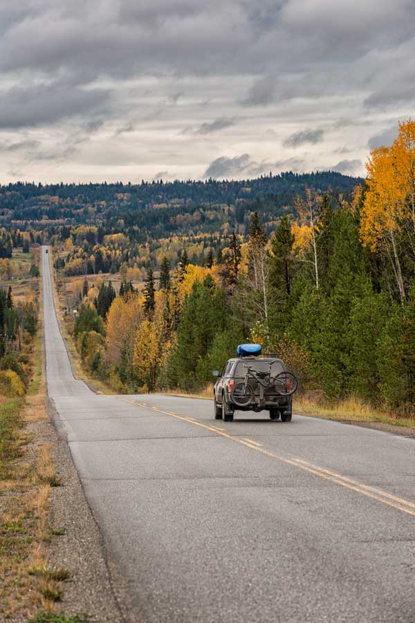 Explore Cariboo - Driving the Horsefly Road
