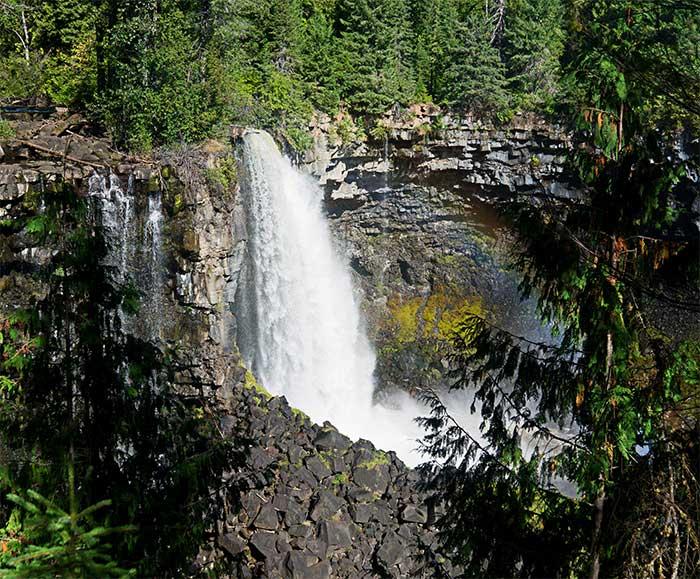 Mahood Falls